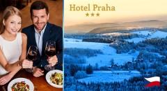 Zľava 49%: Pobyt pre dvoch v rozprávkovom prostredí už od 82 € v Hoteli Praha*** v Broumove v severovýchodných Čechách počas celej sezóny 2016. To musíte zažiť!