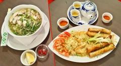 Zľava 47%: Doprajte si ázijské menu pre dvoch len za 7,90 €. Kuracia polievka PHO, jarné závitky a originál vietnamský zelený čaj. Možnosť osobného odberu.