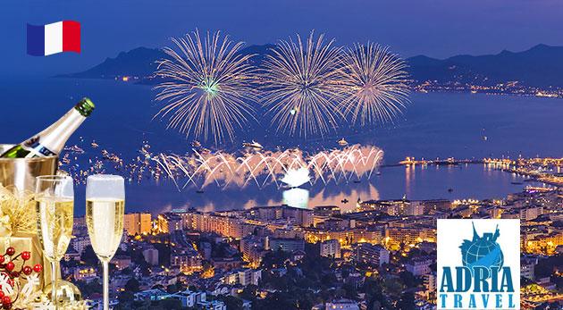 Fotka zľavy: Oslavy Nového roka na Francúzskej riviére s CK Adria Travel len za 179 €. Čaká na vás slávne Monaco, Cannes, Nice či Saint-Tropez! V cene autobusová doprava a ubytovanie v hoteli!