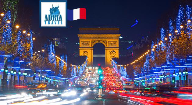 Fotka zľavy: Prežite pár adventných dní v Paríži a vo Versailles len za 159 € s vianočnou výzdobou a tradičnými trhmi. V cene doprava, ubytovanie i raňajky!