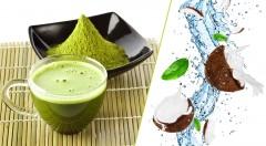 Zľava 52%: Zelený japonský čaj 100% BIO MATCHA premium organic pure alebo instantná kokosová voda COCOnatural už od 5,99€ vrátane poštovného a balného. Napumpujte svoje telo riadnou dávkou vitamínov!