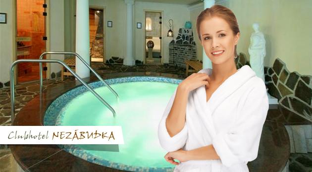 Fotka zľavy: Odmeňte seba maximálnym relaxom počas beauty pobytu špeciálne určeného pre dámy Venuša na Nezabudnutie v Clubhoteli*** Nezábudka v Tatrách len za 199 €!