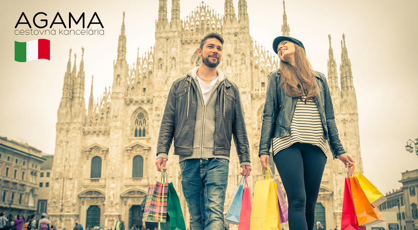 Fotka zľavy: Novoročné výpredaje v Miláne s prehliadkou historického centra - to všetko zažijete na zájazde len za 65 € s CK Agama.