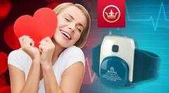 Zľava 63%: Oceňovaný prístroj, ktorý pomáha pri znižovaní vysokého krvného tlaku, len za 129 € vrátane poštovného a balného. Účinné zmierňovanie symptómov hypertenzie za pomoci svetovo oceňovaného prístroja.