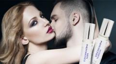 Zľava 70%: Doprajte si pocit neodolateľnosti pred opačným pohlavím a zvýšte svoju atraktivitu vďaka feromónovému parfumu len za 5,90 €. Na výber variant pre ženy i mužov!