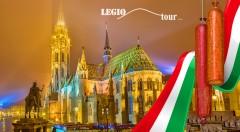 Zľava 49%: Jednodňový poznávací zájazd do Budapešti za 19,90 € vrátane dopravy a prehliadky mesta so sprievodcom a návštevou voňavého Festivalu Mangalice.