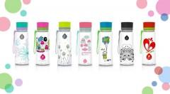 Zľava 54%: Ak to myslíte s naším životným prostredím vážne, musíte mať eko dizajnovú fľašu s objemom 600 ml a BPA-free materiálom len za 8,60 €. Na výber množstvo motívov!