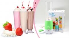 Zľava 55%: Zdravé raňajky plné vitamínov patria aj tým, ktorí sa stále niekam ponáhľajú! Vyskúšajte skvelý mixér Shake 'n take 6 len za 19,90 €, ktorý vám pripraví vynikajúci zdravý nápoj lusknutím prstu!