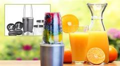 Zľava 59%: Namixujte si každé ráno vitamínovú bombu a žite zdravšie vďaka smoothie mixérom už od 44,90 €, ktoré vyextrahujú maximum aj z ťažko dostupných vitamínov. Na výber v 2 výkonnostiach!