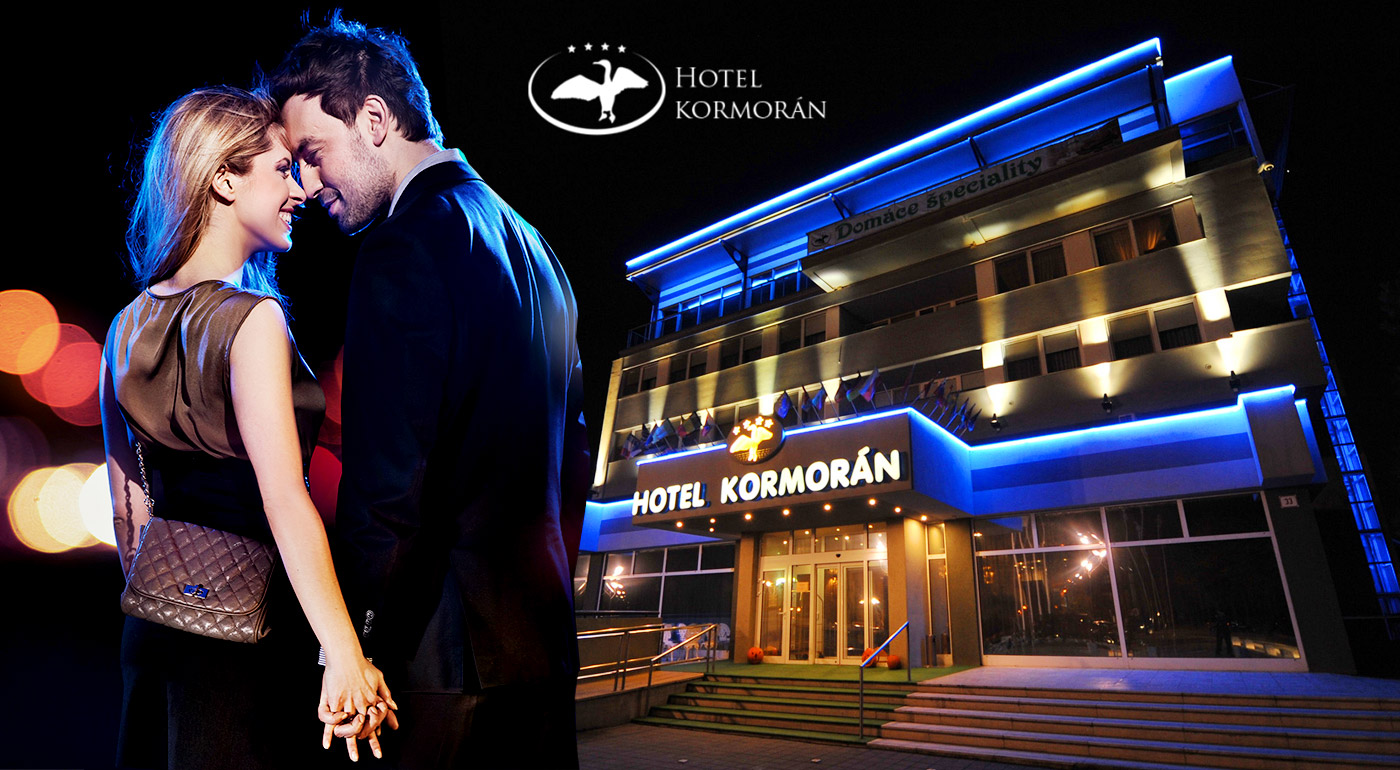 Fotka zľavy: Hotel Kormorán**** v Śamoríne - Čilistove pre dvojicu len za 66 €. Doprajte sebe a svojej láske nádherné chvíle, dobré jedlo a pravý relax vo dvojici!