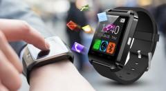 Zľava 67%: Inteligentné hodinky Smart Watch len za 45,90 €! Hodinky, z ktorých si zavoláte a budete môcť počúvať i hudbu!