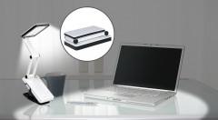 Zľava 65%: Štýlová a praktická LED stolná lampa už od 6,29 € na dlhé zimné večery! Napájanie cez USB alebo batérie. Na výber kupón aj s batériami!