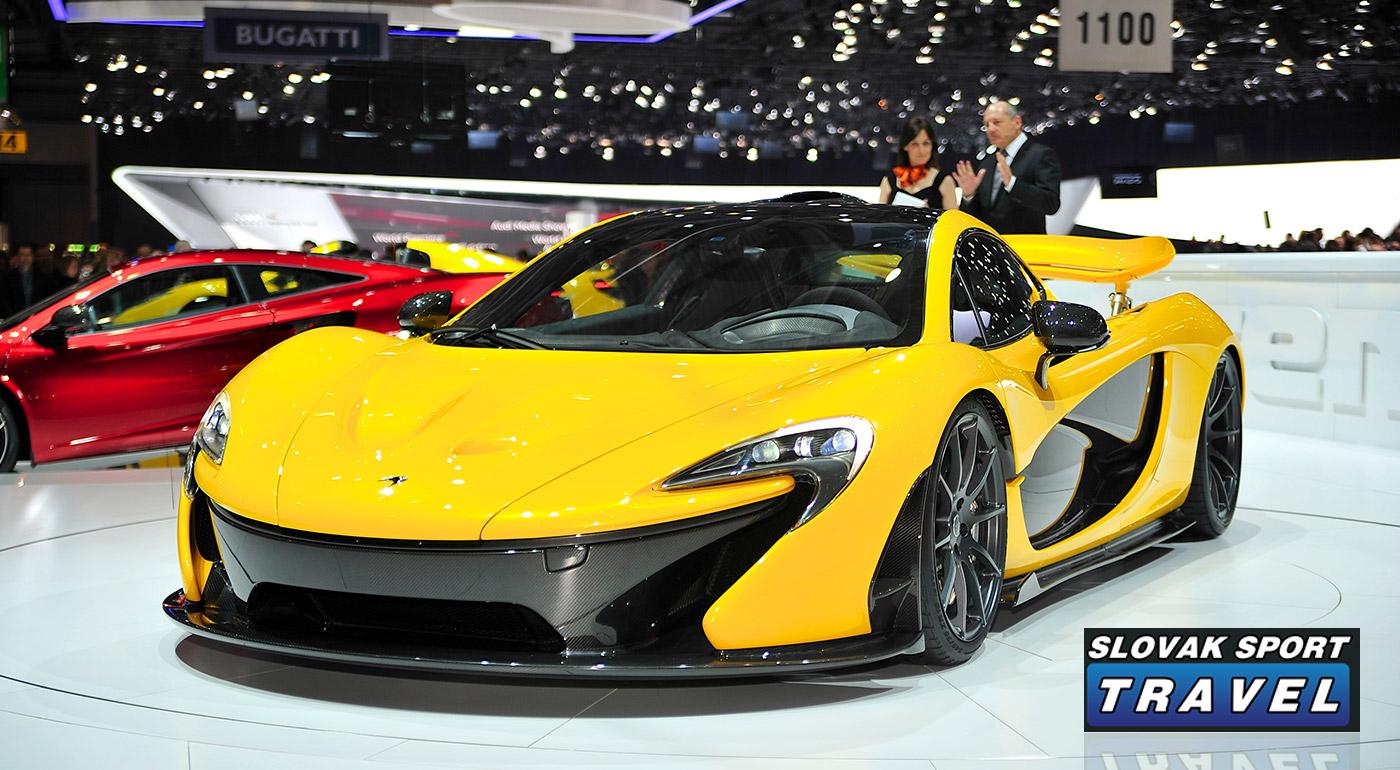 Fotka zľavy: Najväčšia automobilová udalosť roka - autosalón v Ženeve na vlastnej koži len za 89 € s dopravou a vstupenkou!