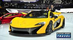 Zľava 36%: Najväčšia automobilová udalosť roka - autosalón v Ženeve na vlastnej koži len za 89 € s dopravou a vstupenkou!