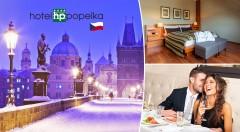 Zľava 29%: Tri dni plné zážitkov v Prahe si teraz naozaj užijete. V luxusnom Hoteli Popelka**** blízko centra budete mať len za 49 € postarané o ubytovanie, raňajky, welcome drink a aj večeru.