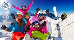 Zľava 41%: Skipas na 3 hodiny v lyžiarskom stredisku KAŠOVÁ v Jasenskej doline už od 5 €. Užite si zimu, ako sa patrí! Lístky pre deti i dospelých.