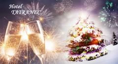 Zľava 63%: Úžasný vianočný alebo silvestrovský pobyt na 4 alebo 6 dní v Hoteli Tatranec** už od 85 €. V cene polpenzia, slávnostná večera, sauna a fitness centrum.