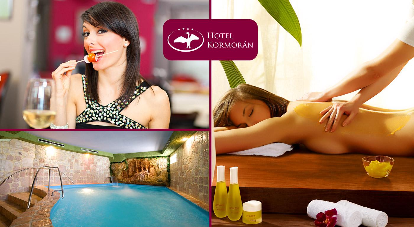 """Fotka zľavy: """"Dámska jazda"""" v Hoteli Kormorán**** v Śamoríne - Čilistove len za 90 €. Bezstarostný wellness víkend určený pre ženy, ktoré potrebujú oddych."""