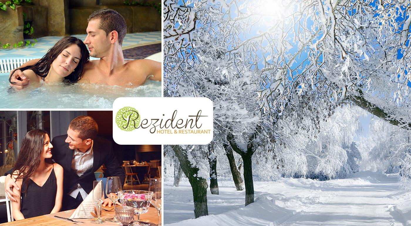 Fotka zľavy: Zrelaxujte v krásnom prostredí Turčianskych Teplíc v Hoteli Rezident*** už od 89 € pre 2 osoby s polpenziou, relaxačným balíčkom či vstupom do termálneho aquaparku a ďalšími bonusmi.