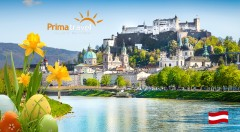 Zľava 36%: Spoznajte zaujímavé rakúske miesta, historické pamiatky alebo úchvatnú prírodu počas plavby po rieke Wolfgangsee. Užite si 2 dňový zájazd počas Veľkej noci do Salzburgu len za 109 € s CK Prima Travel.