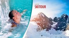 Zľava 40%: Doprajte si aktívny relax vo Vysokých Tatrách - 3 alebo 4 dni v Penzióne Skitour**+ už od 45 € vrátane raňajok a večere v Zbojníckej kolibe. Na výber s alebo bez celodenného vstupu do Aquacity Poprad!