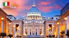 Zľava 32%: Navštívte historický Rím a Vatikán počas 5 dňového zájazdu len za 169 € pre jednu osobu s Prima Travel. V cene doprava, ubytovanie, raňajky a služby sprievodcu. Strávte Veľkú noc netradične!