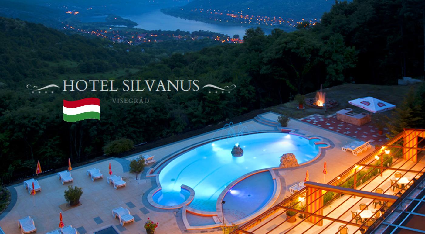 Zľava  Jedácke dni v Hoteli Silvanus****