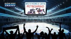 Zľava 24%: Najväčšia hokejová udalosť roka - zájazd na MS v hokeji 2016 v ruskom Petrohrade naživo len za 339 € s dopravou, ubytovaním, službami delegáta a vstupenkami na zápasy slovenskej reprezentácie!