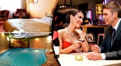 Zľava 44%: Hotel Kormorán**** volá všetkých zamilovaných na dokonalý valentínsky pobyt len za 109 €. Romanticky vyzdobená izba, nádherný darček pre dámu či fantastická večera nenechajú nikoho chladným!