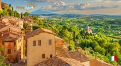 Zľava 32%: Zažite romantické Toskánsko, jednu z najkrajších častí Talianska, počas 5-dňového zájazdu s CK Prima Travel len za 169 €. Čaká na vás krásna architektúra a jedinečná historická atmosféra!