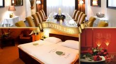 Zľava 43%: Romantický sviatok zamilovaných v krásnom prostredí pod Veľkou Javorinou - Hotel Lipa*** na 2 dni len za 69 € pre dvoch vrátane raňajok a romantickej večere pri sviečkach so sektom, či zľavy na masáž.