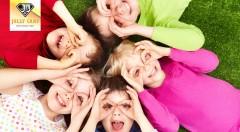 Zľava 33%: Denný vstup do jarného tábora Jolly Camp vo FunCity len za 18 € - doprajte svojim deťom prázdniny plné zábavy a nových zážitkov. V cene atraktívny denný program, strava i výlety so vstupným!