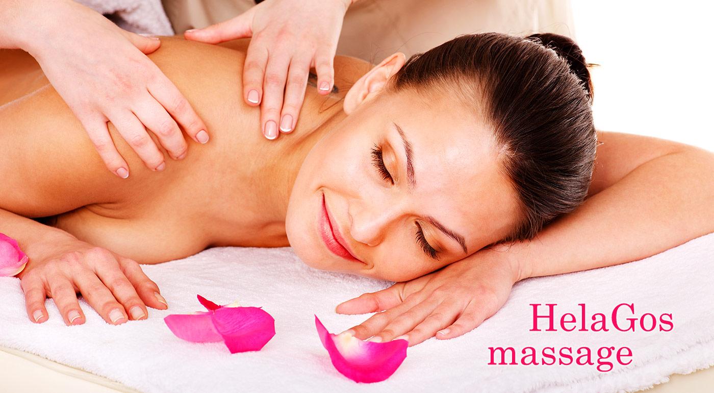 Fotka zľavy: Zregenerujte sa po dlhom dni - relaxačno-liečebná masáž, masáž chrbta klasická masáž celého tela či masáž lávovými kameňmi v Salóne HelaGoS massage v centre Bratislavy už od 8,90 €.