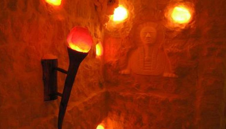 Soľná jaskyňa