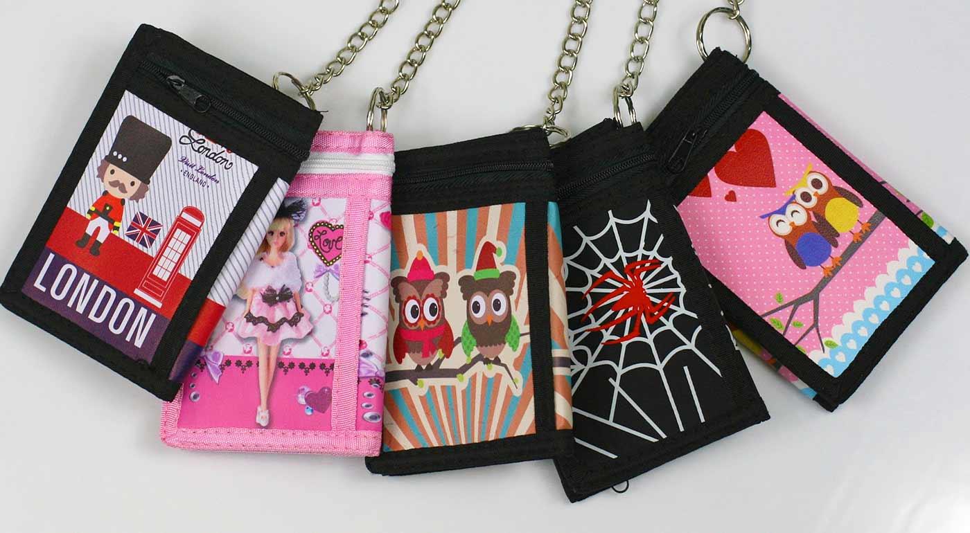 436ad19c01220 Detské peňaženky v rôznych vzoroch | ZaMenej.sk
