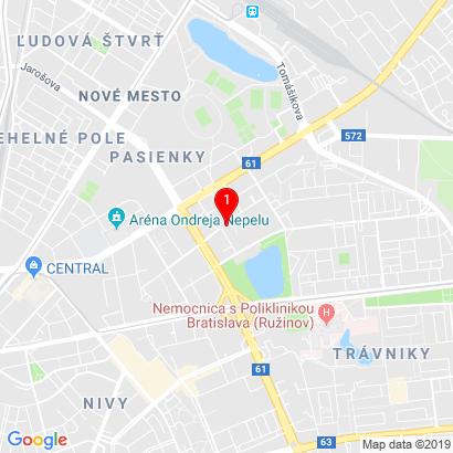 Prešovská 38/A,Bratislava,821 01