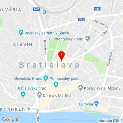 Živnostenská ulica 1,Bratislava - Staré Mesto,81214