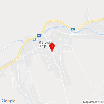 Kuneradská cesta 37,Rajecké Teplice,01313