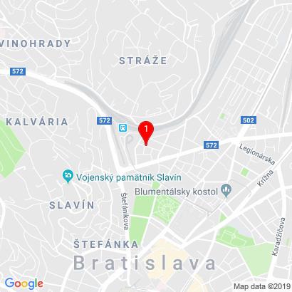 Železničiarska 8,Bratislava,81104