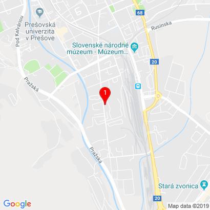 Budovateľská 38,Prešov,080 01