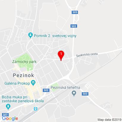 Šenkvická 12,Pezinok,902 01