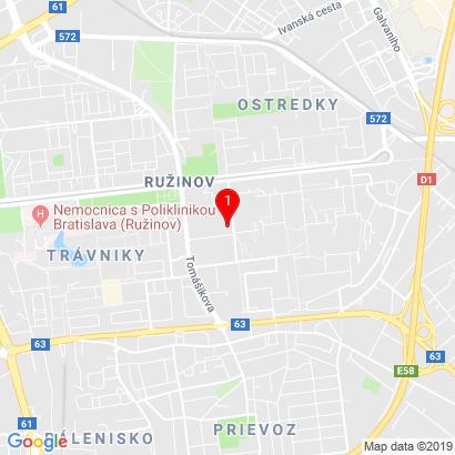 Jašíkova 274/16,Bratislava,821 03