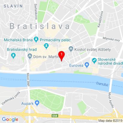 Tallerova 4,Bratislava,811 02