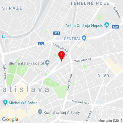 Krížna 22,Bratislava,811 07