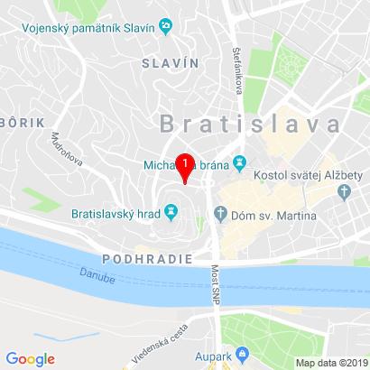 Zámocká 32,Bratislava - mestská časť Staré Mesto,811 01