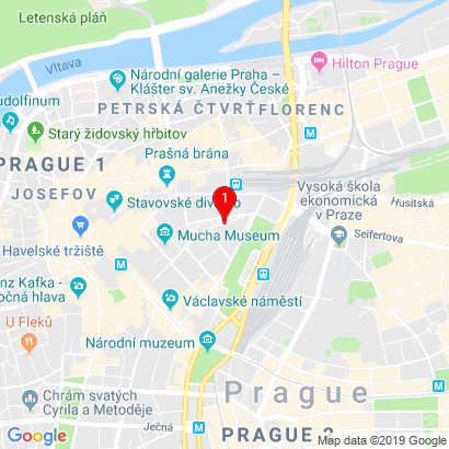 Hotel Zlatá Váha Senovážné náměstí 981/21, Praha 1, 110 00, ČR,Praha 1,110 00