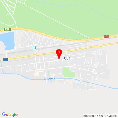 Mierová 53,Svit,059 21