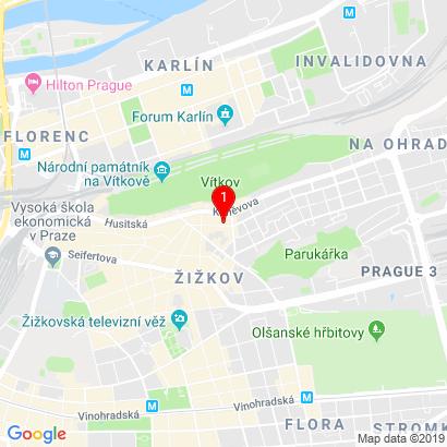 Roháčova 132/15,Praha 3,13000
