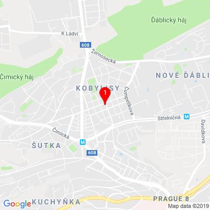 Klapkova 549/53,Praha,182 00
