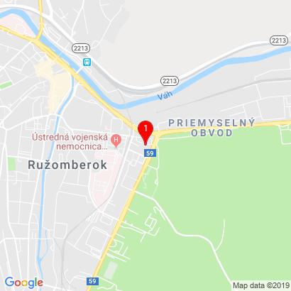 Bystrická cesta 2,Ružomberok,03401